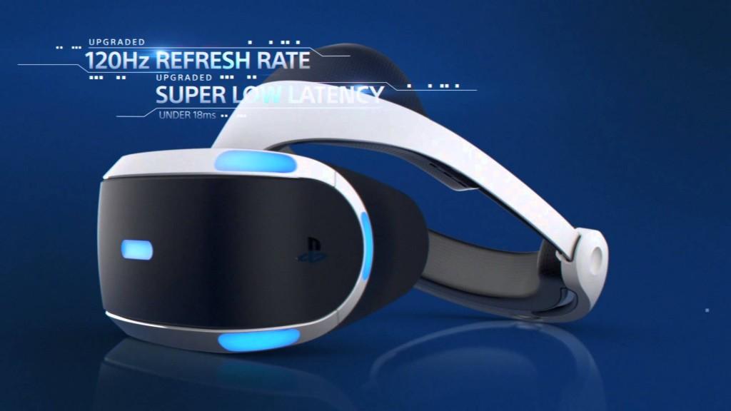 Project Morpheus VR